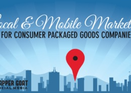 Local and Mobile Marketing for CPG