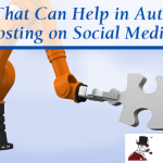 Automated Posting on Social Media