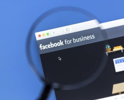 Changes to Facebook Business Pages